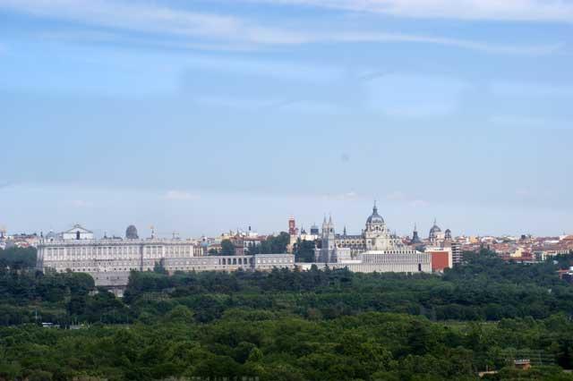 Вид на Королевский дворец