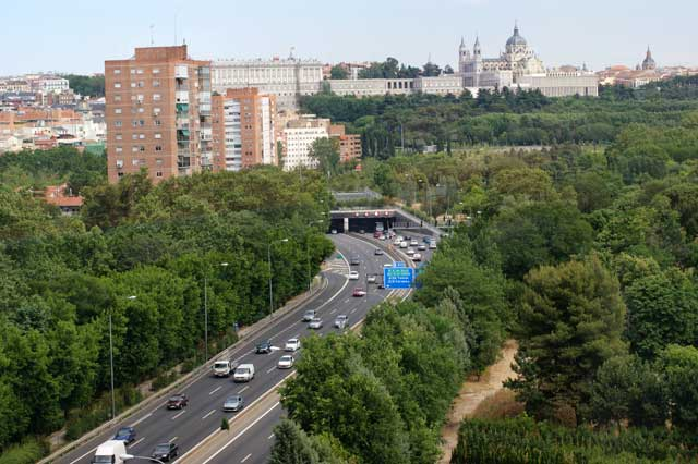 Автострада M-30