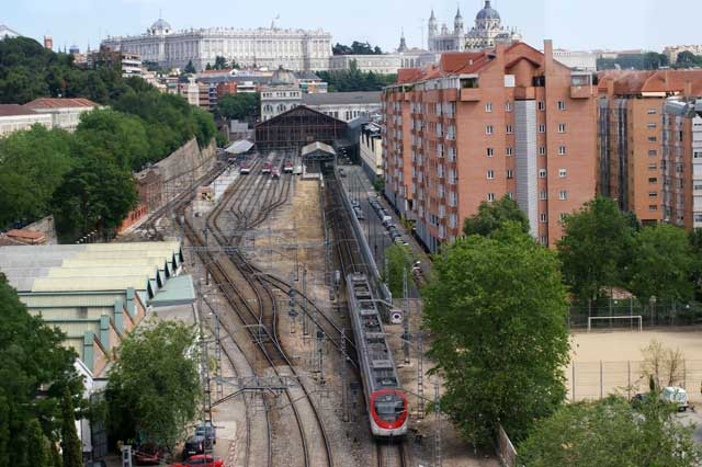 Вокзал Principe Pio