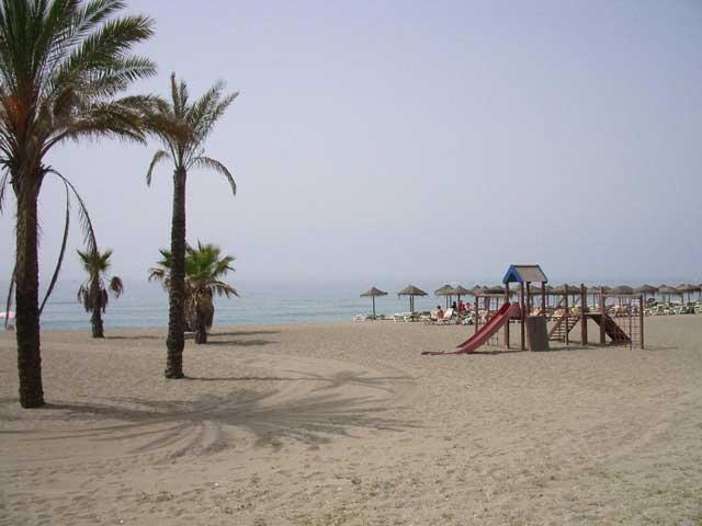 Пляж в Марбелья