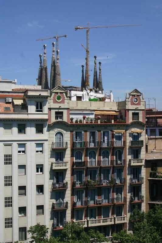 Барселона, центр города